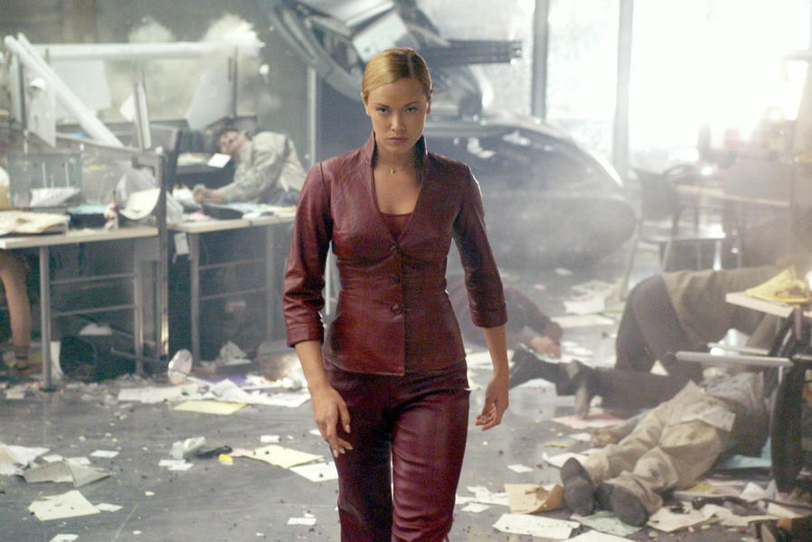 Terminator 3 – Rebellion Der Maschinen Besetzung