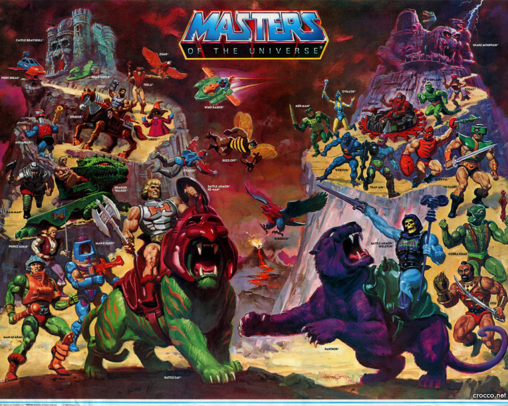 Masters Of The Universe Doku
