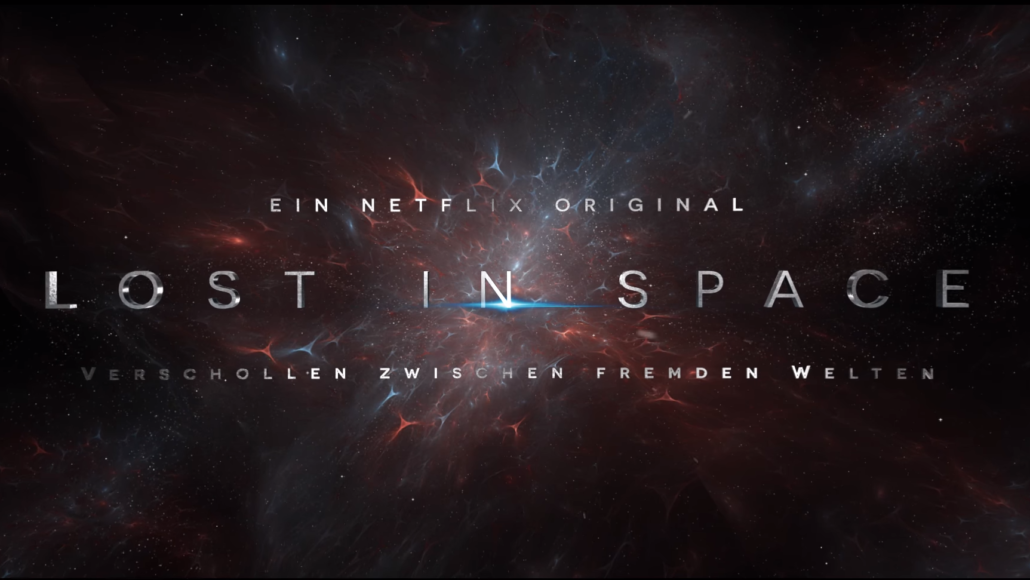 """Lost in Space""-Logo"
