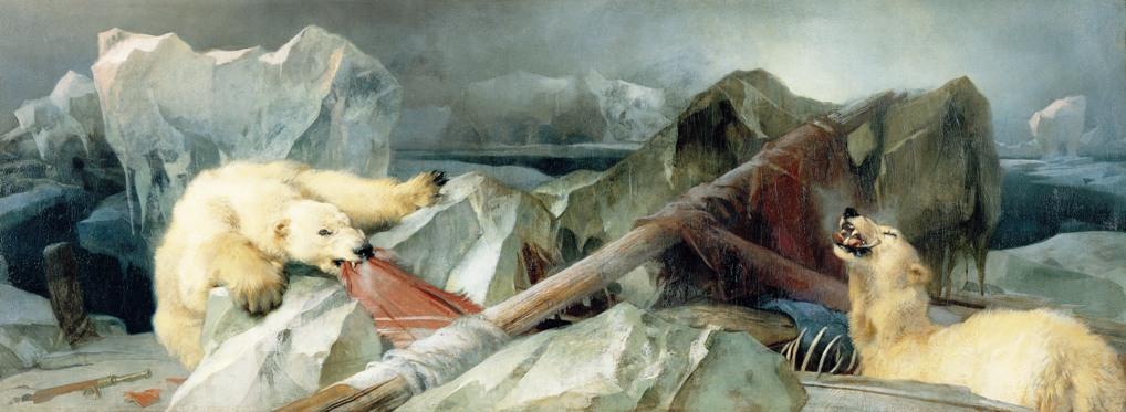 Edwin Henry Landseers Gemälde von 1864.