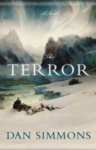 Das englisch-sprachige Cover von Dan Simmons' Romanvorlage.