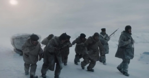 Im Ewigen Eis der Arktis wartet nur noch der Terror.
