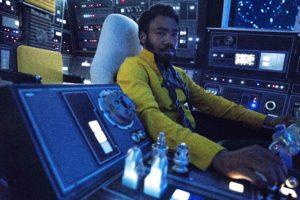 Donald Glover ist Lando Calrissian. Vielleicht demnächst mit einem eigenen Film ..?