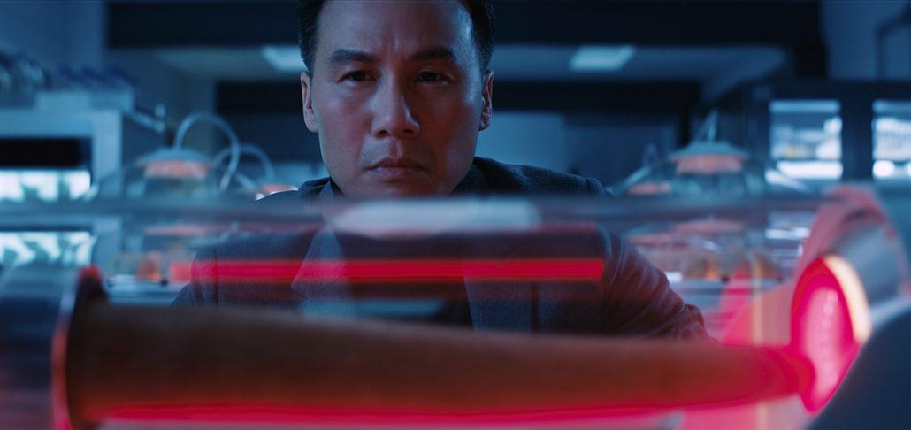 Ein alter Bekannter: Auch Dr. Henry Wu, der Frankenstein der Filmreihe, ist wieder dabei.