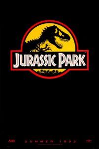 Das legendäre Artwork zum ersten Film anno 1993.